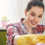 Make Money Cleaning Houses: How to Earn an Extra £100 a Week