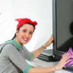 How To Safely Clean Your TV Screen Without Leaving Streaks